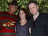 3 Horror Icons: Freddy, Diane and Stuart