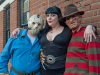 Jason, Elvira and Freddy