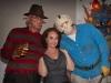 Jason, Diane and Freddy