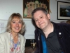 Jacki Piper and Misty Moon Curator Stuart Morriss