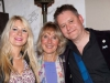 Jen Morriss, Jacki Piper and Stuart Morriss