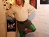 The Elf doing ballet