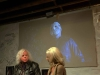 Michael Barber, Melanie & Jason Voorhees watching over proceedings
