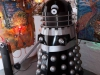 Derek The Dalek Guarding The Misty Moon Gallery