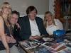 Jen, Stuart, Richard and his wife Diane