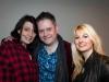 Sarah, Stuart & Jen