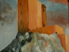 andrew evans cathar castle paintings 003