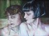 Die Freunde by David Moore