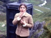 Deborah Watling In Doctor Who and The Abominable Snowman