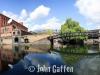 Camden Lock Panorama - John Gaffen