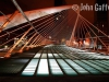 Zubizuri Bridge at Night - John Gaffen