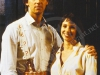 Peri and The Doctor aka Peter Davison & Nicola Bryant