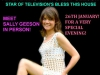 An Evening With Sally Geeson Poster 2