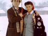 Sophie Aldred and Sylvester McCoy In The Curse Of Fenric