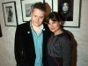 Sophie Aldred & Misty Moon\'s Director Stuart Morriss At The Opening Of Sophie\'s World and Time & Space