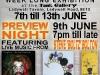 Summer Exhibition Poster - June 2011