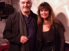 Caroline Munro and Rory O\'Donnell