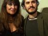 Caroline Munro and Federico