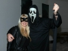 Ghost Face and Jen Morriss