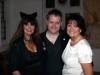 Caroline Munro, Stuart Morriss & Sally Geeson