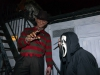 Freddy Kruger and Ghost Face