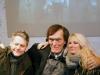 Stuart, Jen Morriss and Richard