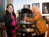 Zoe, The Dalek and Michael
