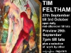 Tim Feltham Exhibition Poster Photo 01