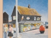 Kiosk At Hastings by Tim Feltham