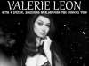 An Evening With Valerie Leon - 27th April 2013